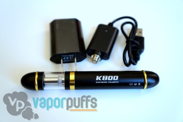 How To Use The K800 Vaporizer