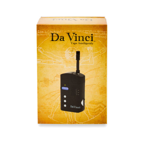 da vinci vaporizer how to use